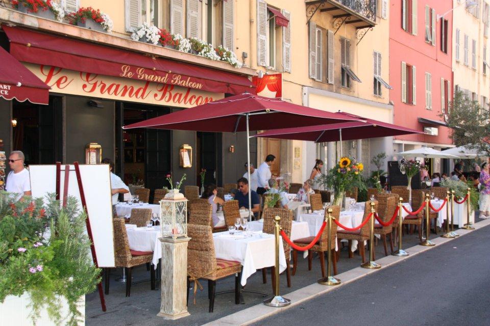 r servez en ligne le grand balcon restaurant nice 06000. Black Bedroom Furniture Sets. Home Design Ideas