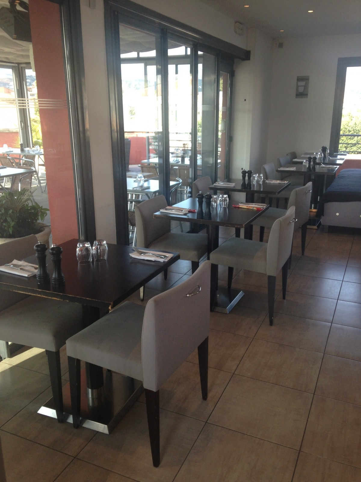Reservez En Ligne La Maison Toscane Restaurant A Plan De Cuques 13380