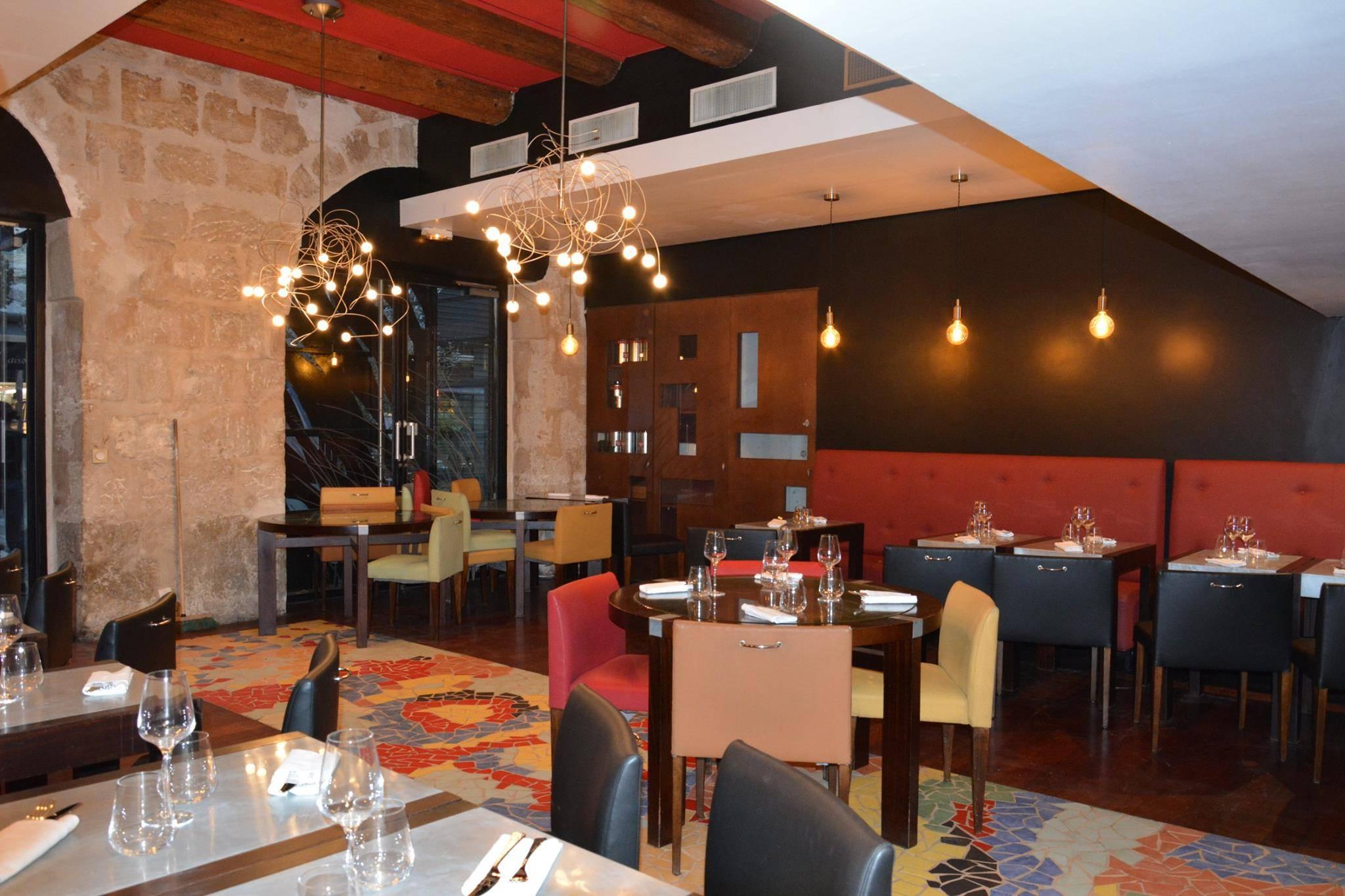 Réservez en ligne : Maison MV Restaurant à Marseille (13001)